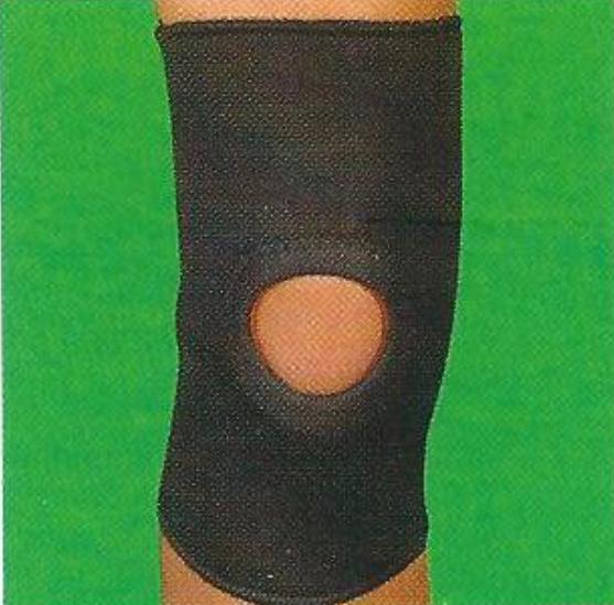 Manga cerrada corta para rodilla snro-8